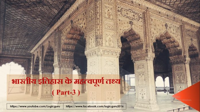 india-history-important-fact-part-3