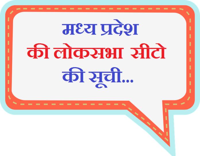 list-of-lok-sabha-seats-of-mp