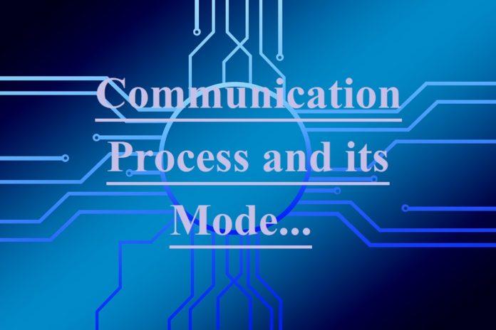 communication-process-and-its-mode