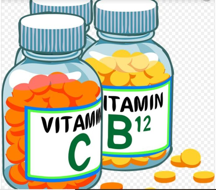 vitamins and it's chemical name